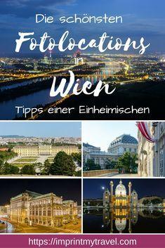 #Wien ist eine der fotogensten #Städte der #Welt! Wir sind waschechte Wiener und zeigen dir die schönsten #Fotolocations in der imperialen Stadt an der #Donau! #Städtereise #Citytrip #Vienna #Fotografie #Fototipps #Europa