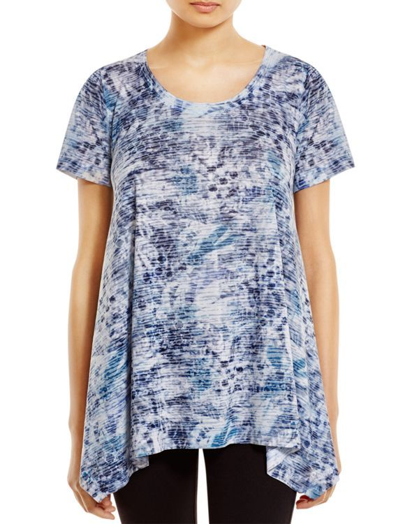 Nally & Millie Abstract Print Top