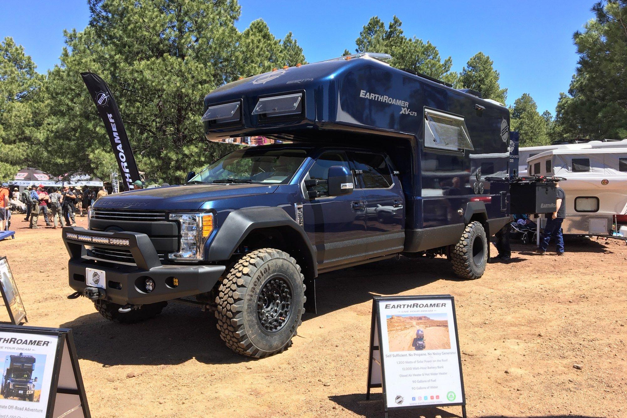 Modifying Your Truck Camper Like an EarthRoamer Trucks