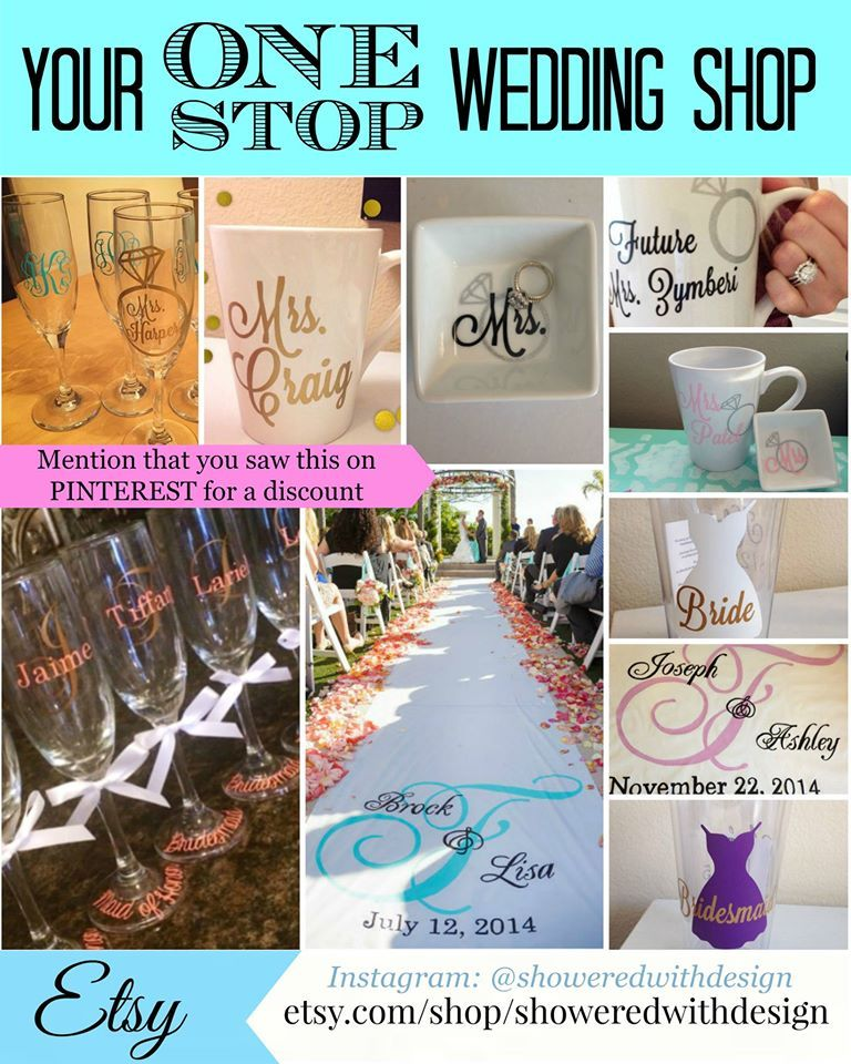 Pinning Now One Stop Wedding Shop They Have Great Deals And Cute Unique Gift Ideas Wedding Wedding Shop Wedding Inspiration Board Wedding