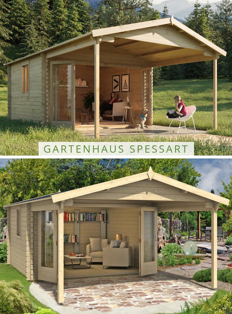 Gartenhaus Spessart ISO in 2019 Gartenhaus, Gartenhaus