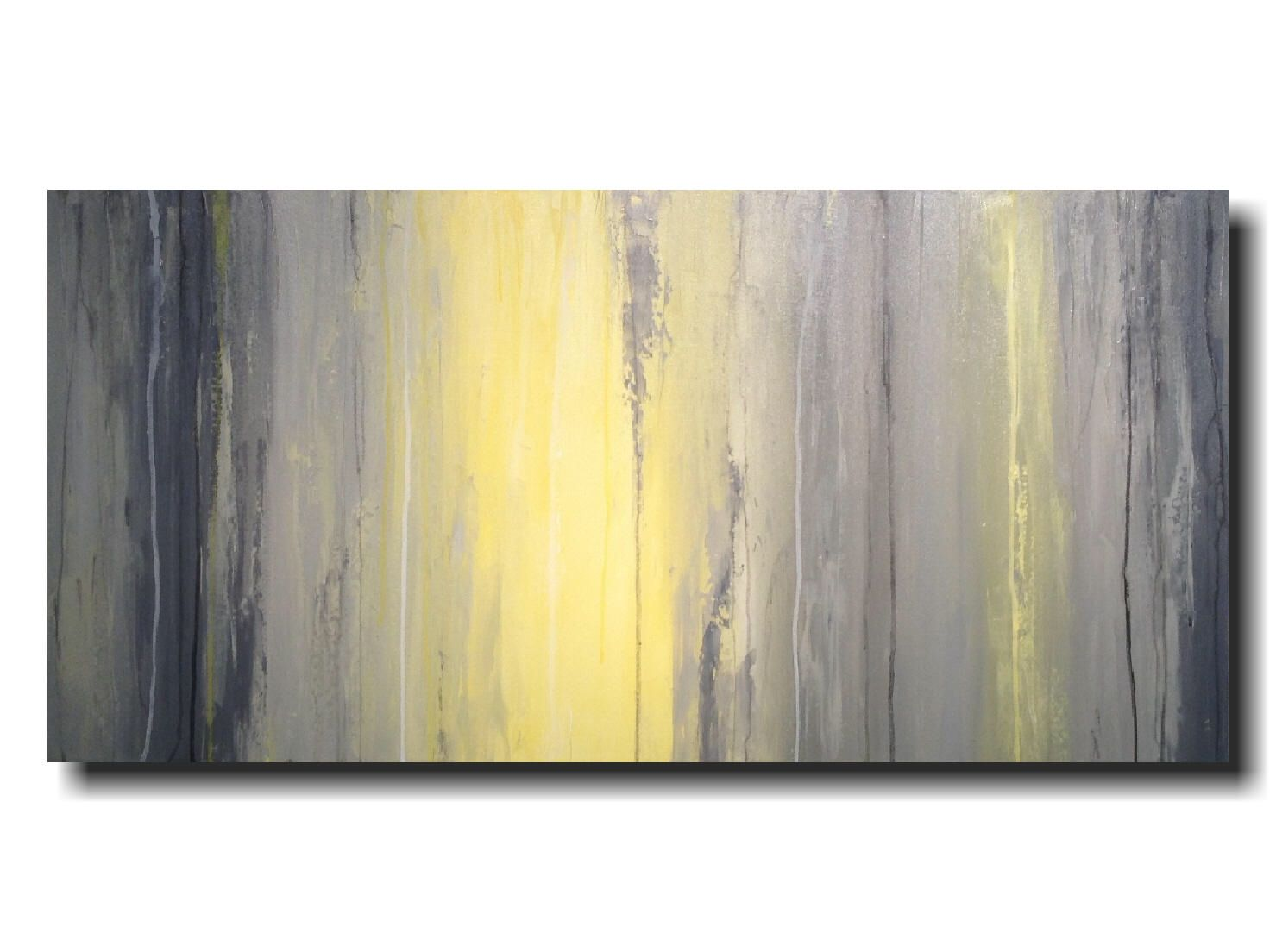 Abstract painting, large acrylic wall art,living room decor,dining ...