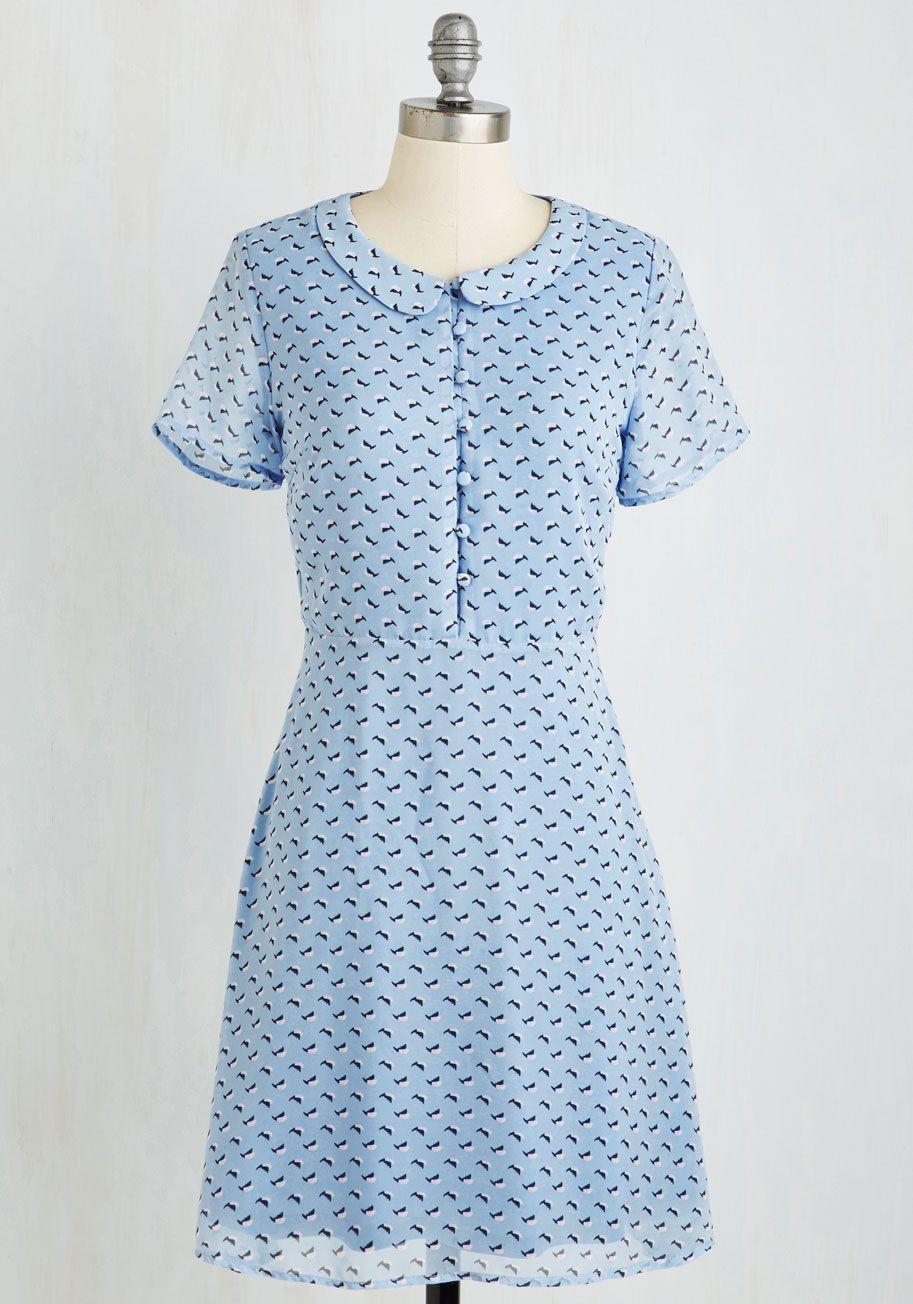Fine Feathered Fancy Dress Mod cloth dresses, Vintage