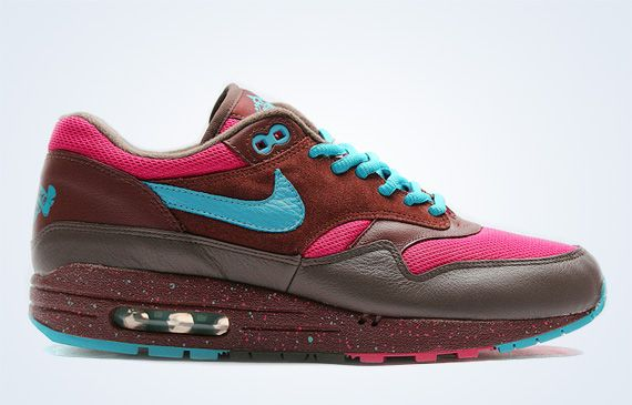 Cambiable átomo sonriendo  Parra x Nike Air Max 1 'Amsterdam' | Sneakers nike air max, Nike running  shoes women, Nike air max
