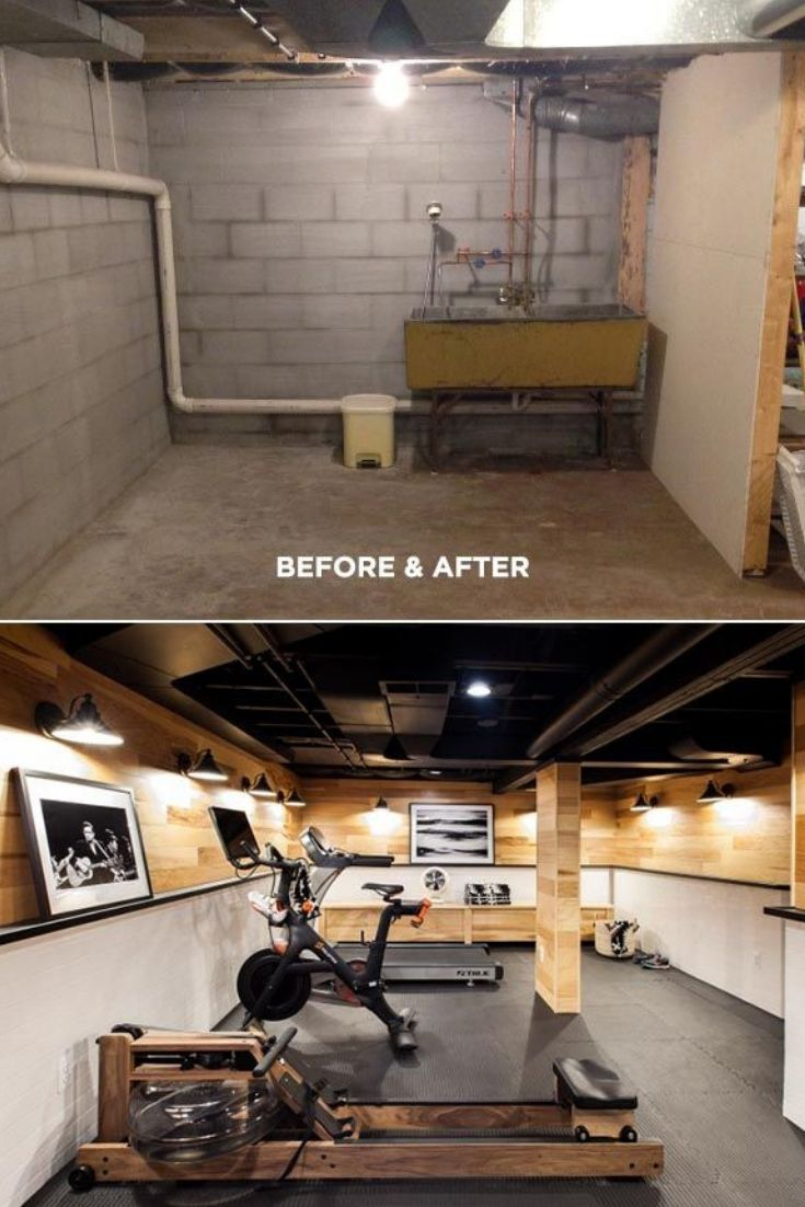 Innovative Of Unfinished Basement In 2020 Basement Remodeling