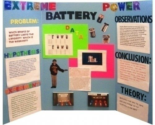 battery science projects Ideas for kids' science projects suggestions for projects, how to conduct experiments and how to write a science report home the fruit battery experiment.