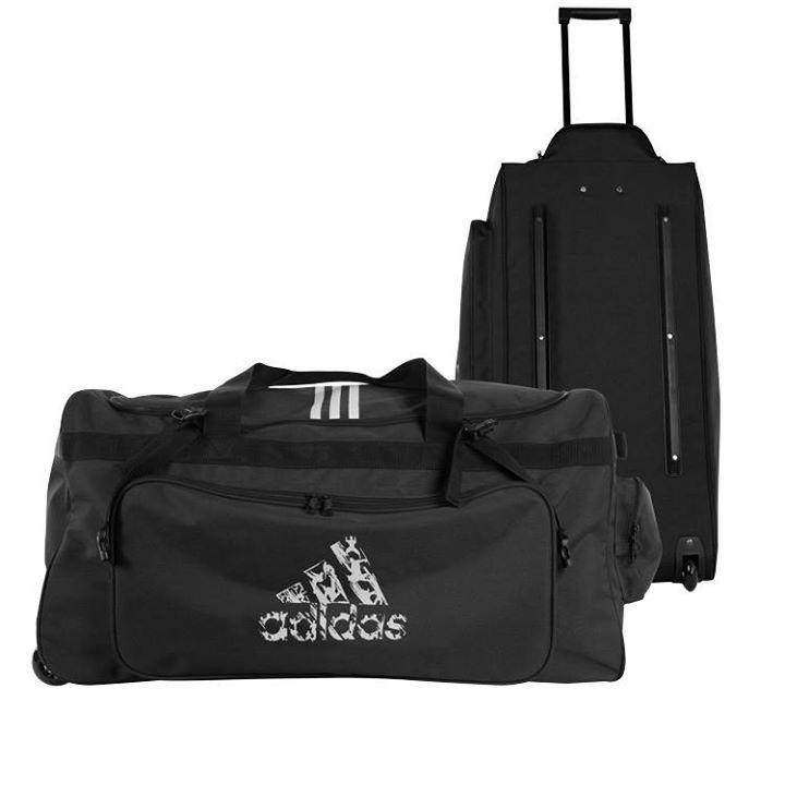 Adidas 2in1 camo bag bushido martial arts sports bags