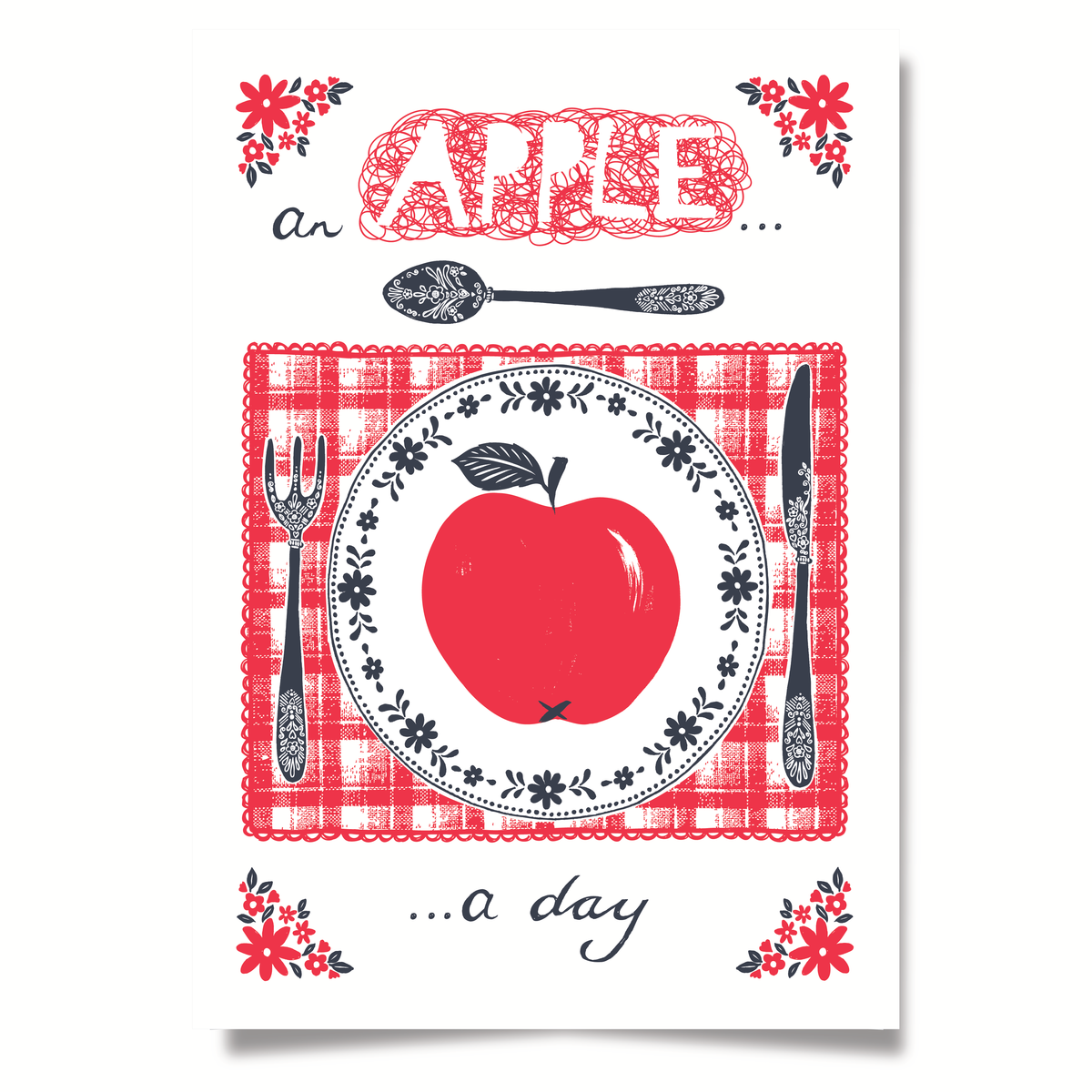 An Apple a Day by Beetroot Press