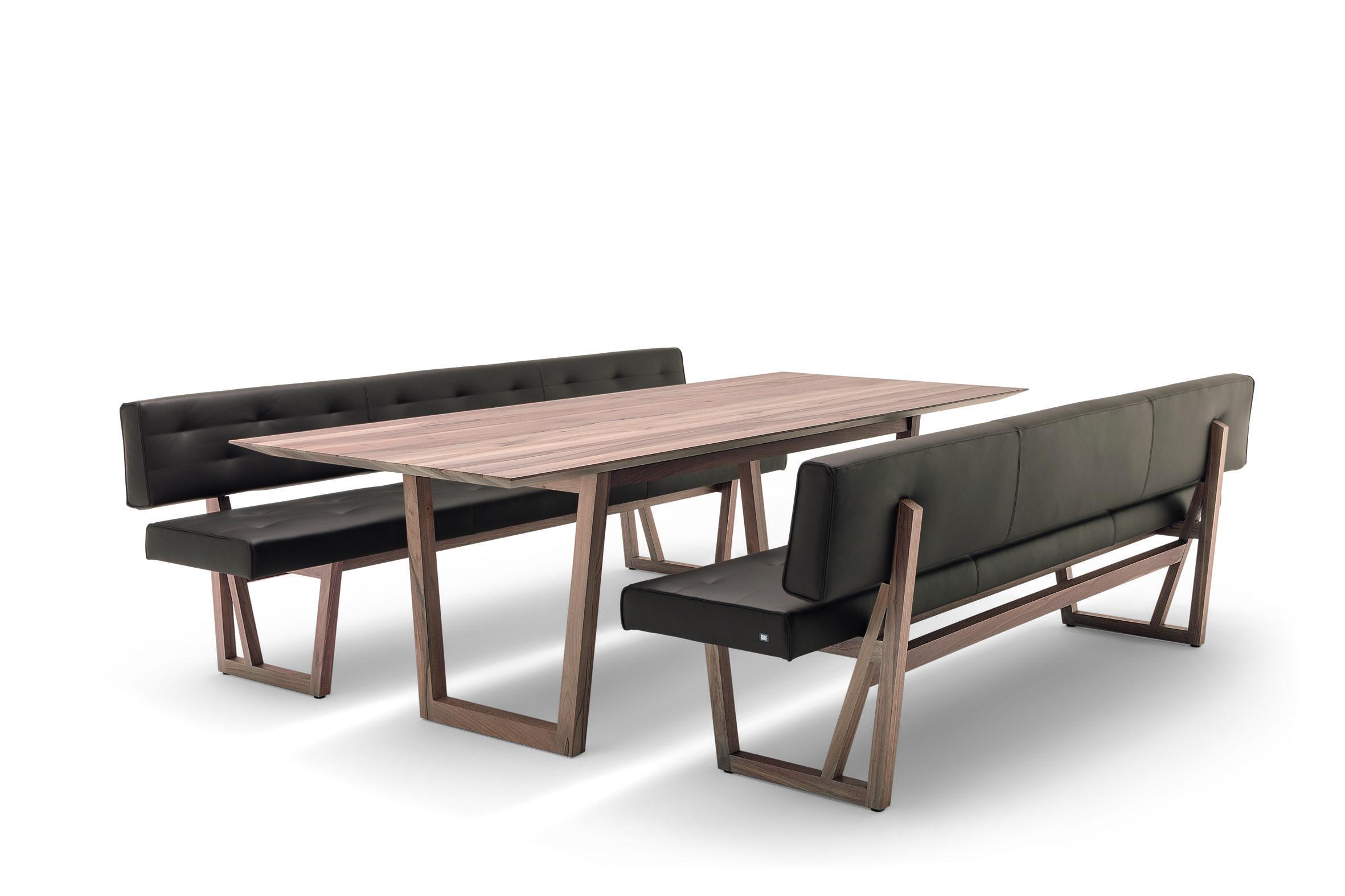Rolf Benz Design Bank.Bank Rolf Benz 624 En Tafel Rolf Benz 924 Furniture Bench