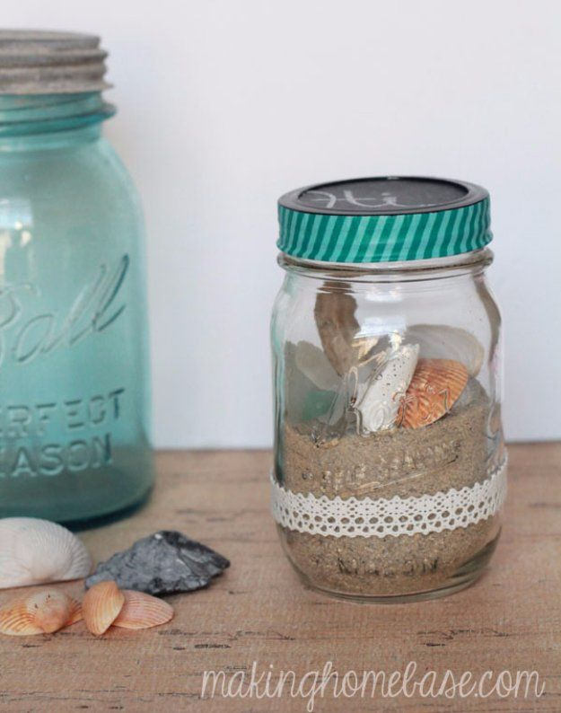 50 crafts for teens to make and sell mason jar terrarium for Cool money jars