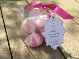 meringue wedding favors ideas - Google Search