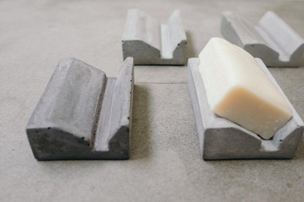 seifenschale rohes wohnen beton pinterest seifenschale wohnen und speckstein. Black Bedroom Furniture Sets. Home Design Ideas