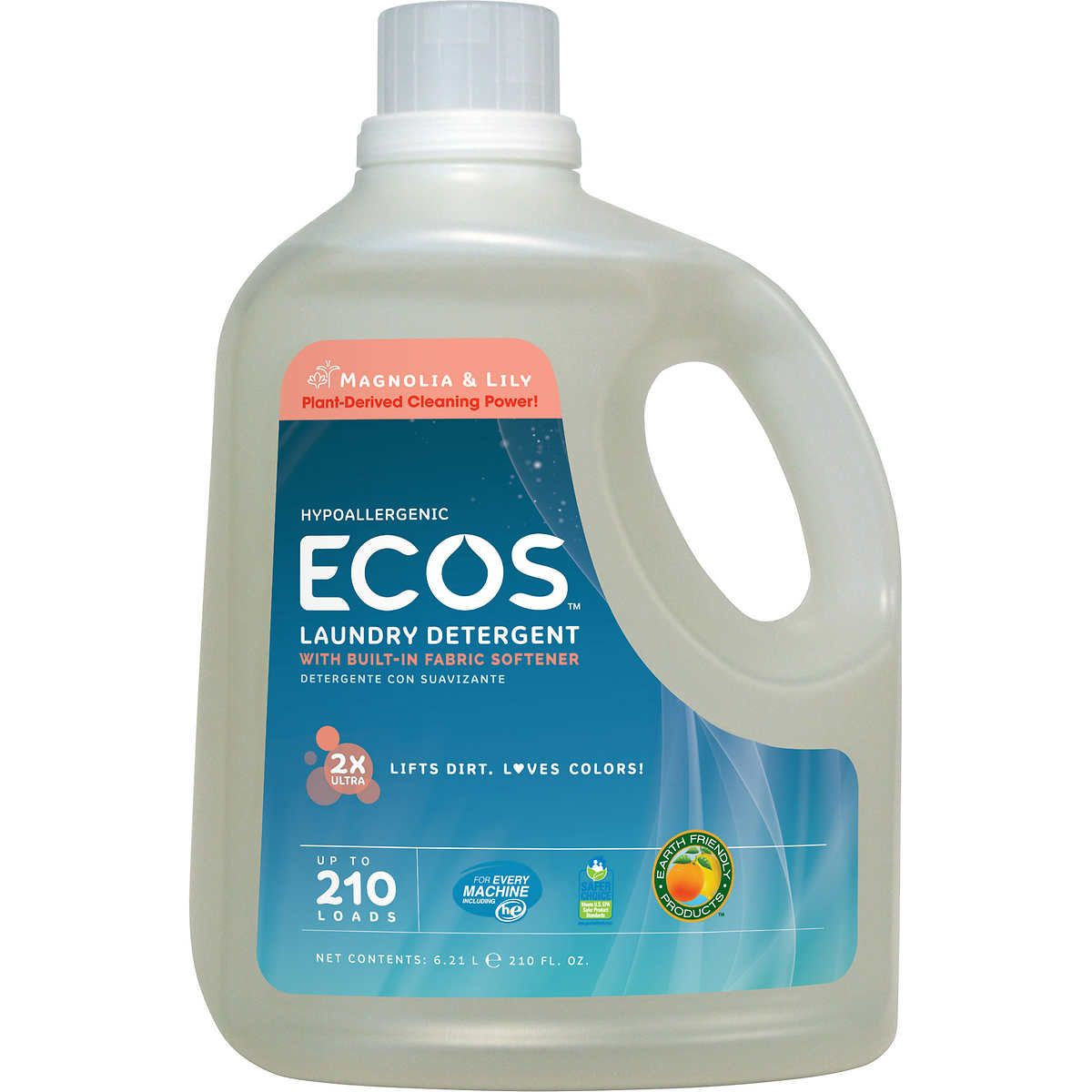 Image Result For Eco Laundry Detergent Ecos Laundry Detergent