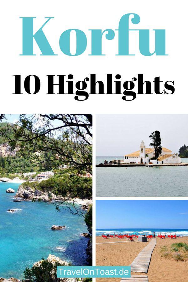 Korfu Tipps Griechenland Stadt Strande Und Sehenswurdigkeiten