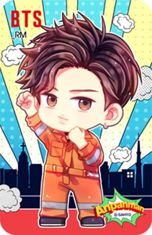 BTS Chibi RM Bts desenho, Chibi bts, Meninos bts