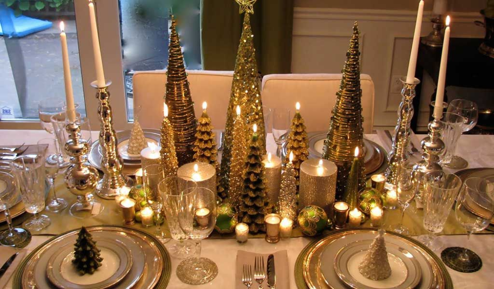 7 Stylish Thanksgiving Tablescape Ideas