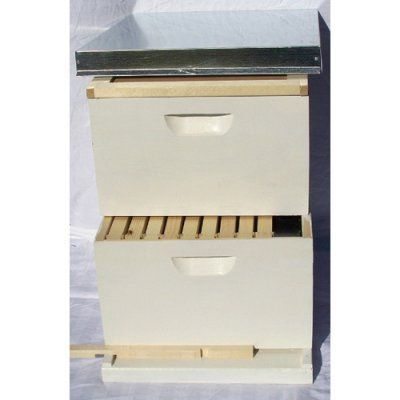 Harvest Lane Honey Backyard Beekeeping Kit   WWA 107