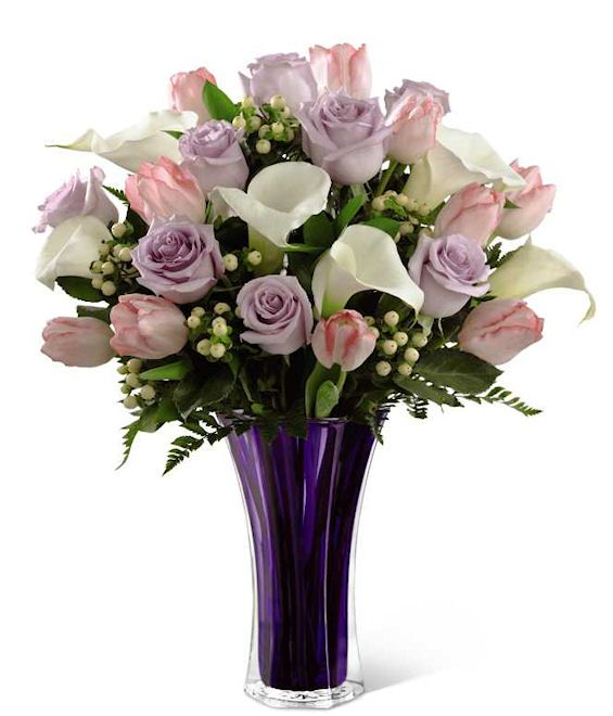 The Elegant Florals Arrangement From GrowerDirect Would Be A Lovely Mothers Day Gift