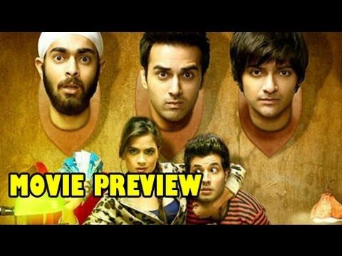 Produced by Farhan Akhtar and Ritesh Sidhwani, it's a youth oriented film starring Pulkit Samrat, Richa Chadda and others. Check out complete preview of Fukrey here.