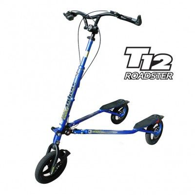 T12 Roadster Tennessee Valley Trikke Best Scooter For