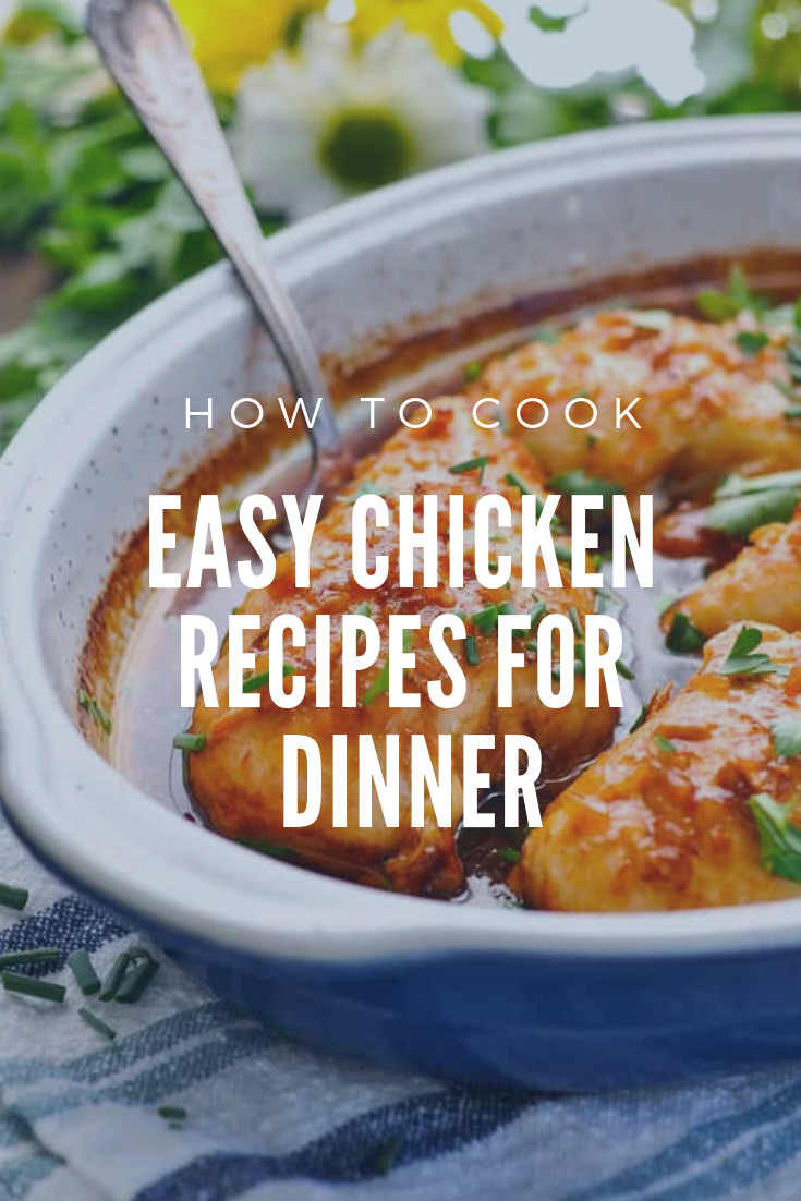 Photo of Source by deannaaaroee Learn How to Cook Chicken Recipes For Dinner. Chicken Rec…