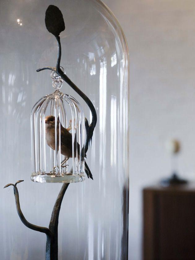 amsterdam loft filled with surreal treasures (7) | g ❤ inspiratie, Innenarchitektur ideen