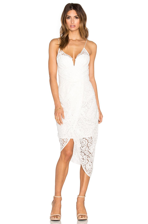 b9182821c8 Zimmermann Arcadia Lace Dress in Winter White
