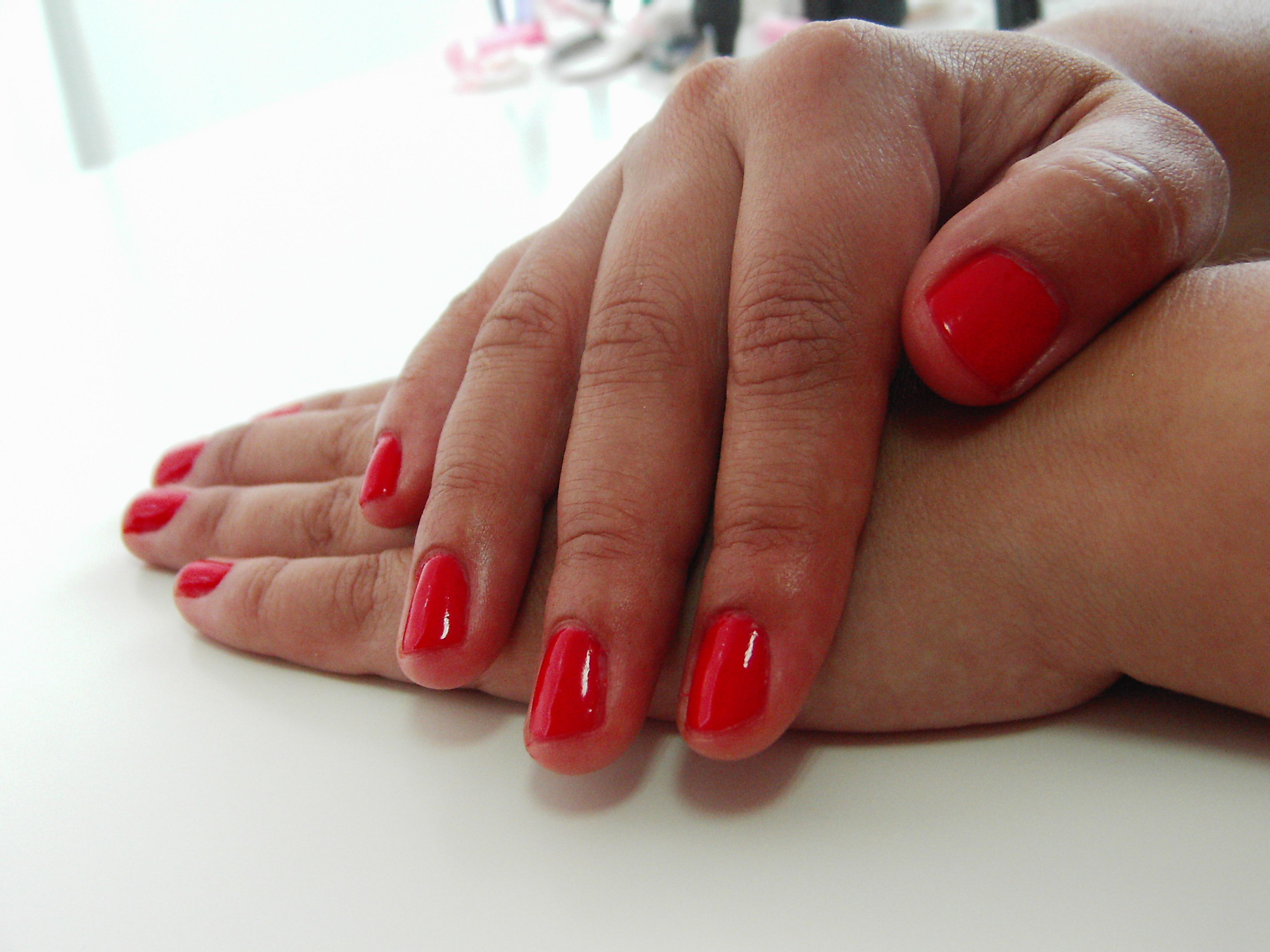 Manicura Permanente Red