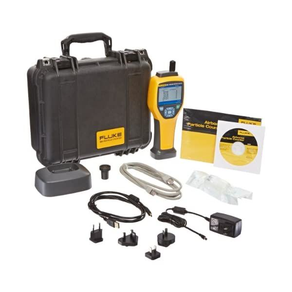 ICYMI: Fluke 985 6 Channel Indoor Air Quality Particle Counter