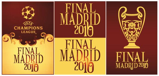 as equipas de futebol camisa e kits de fa logotipo final da champions league madrid 2010 logo champions league finals champions league final logotipo final da champions league