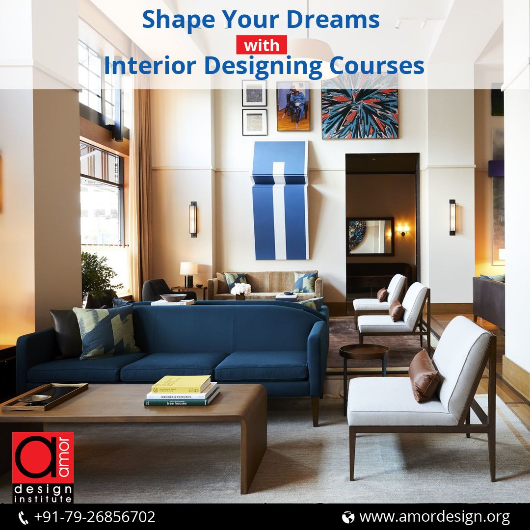 Interior Designing Excites You To Implement New Ideas And Can Open
