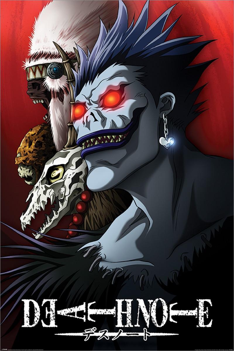 Death Note Shinigami Maxi Poster