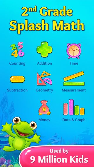 2nd Grade Splash Math Worksheets Games. Learn to count even & odd ...