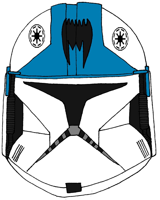Clone Trooper Pilot Helmet Arc Trooper Star Wars Art Star Wars Helmet Star Wars Clone Wars