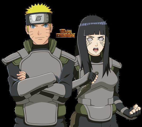 Pin on Naruto's Family MembersUzumaki, Namikaze, Hyūga