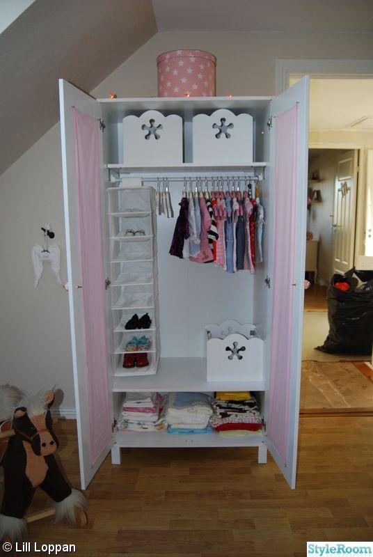 Tr l dor l dor f rvaring garderob aneboda house stuff - Armarios infantiles ikea ...