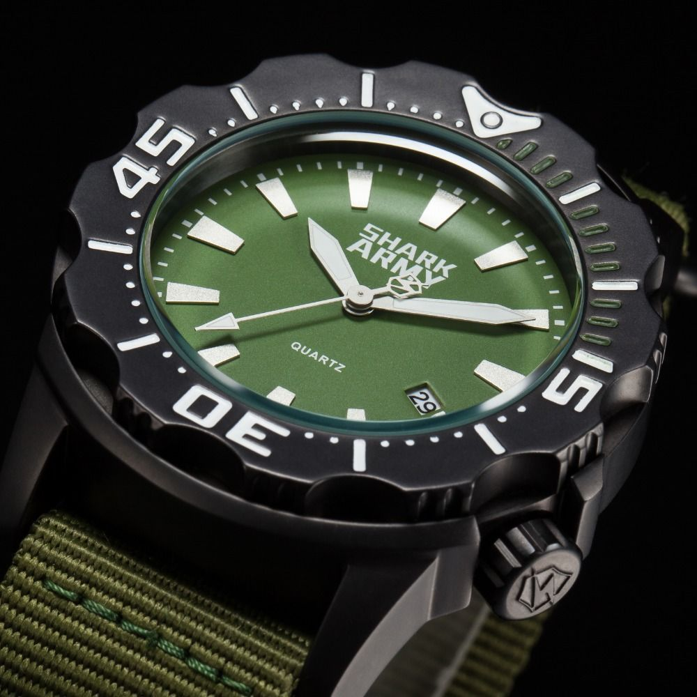 Shark Army Watch! Available now