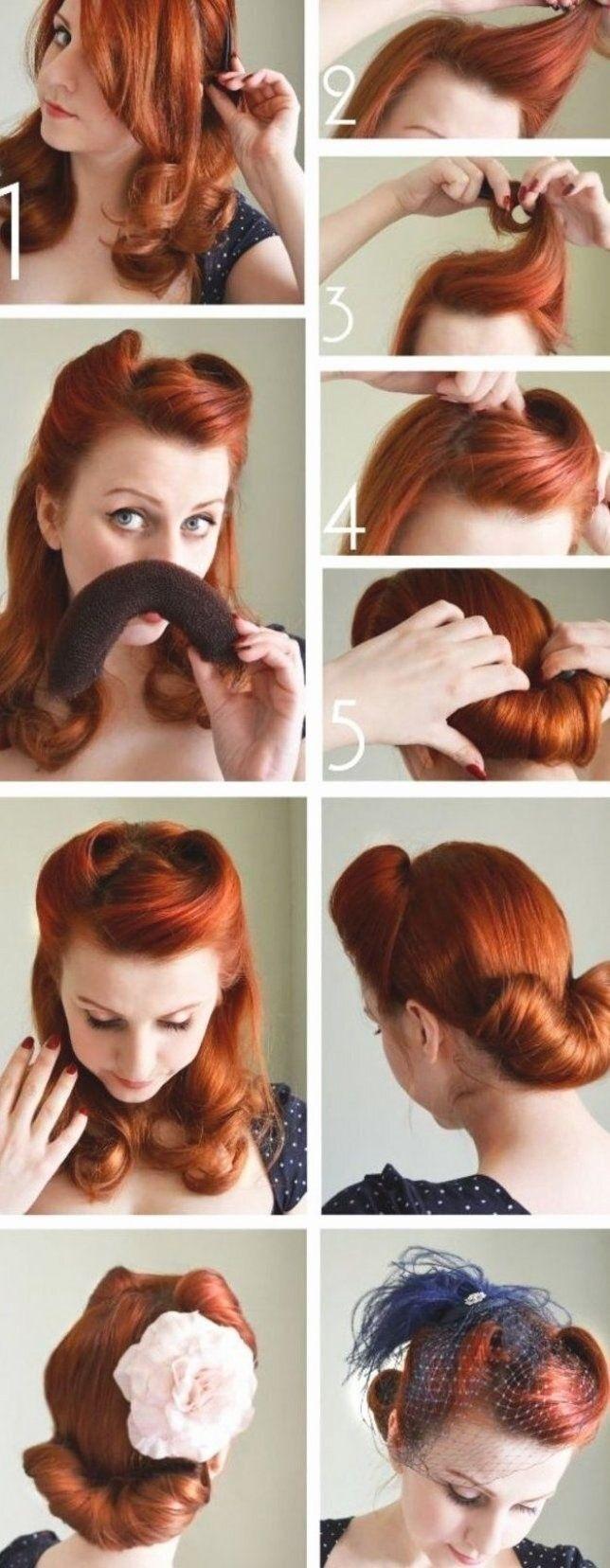 Anleitungen f r rockige frauen frisuren # in 10  Frisuren