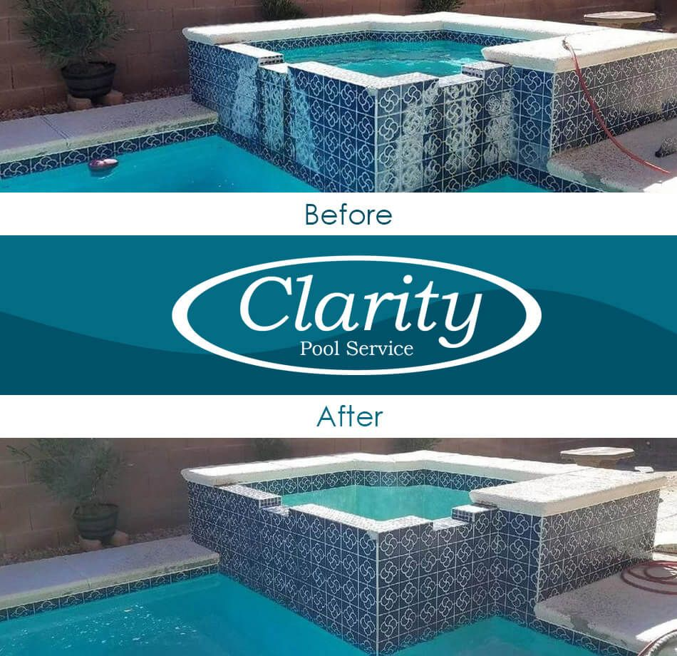 Clarity Pool Service, Las Vegas, Nevada Now that ...