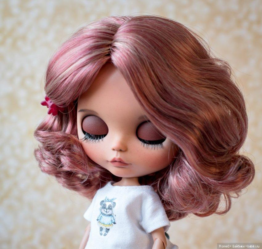 Кукла блайз (blythe) кастом / ООАК игровых кукол / Шопик ...