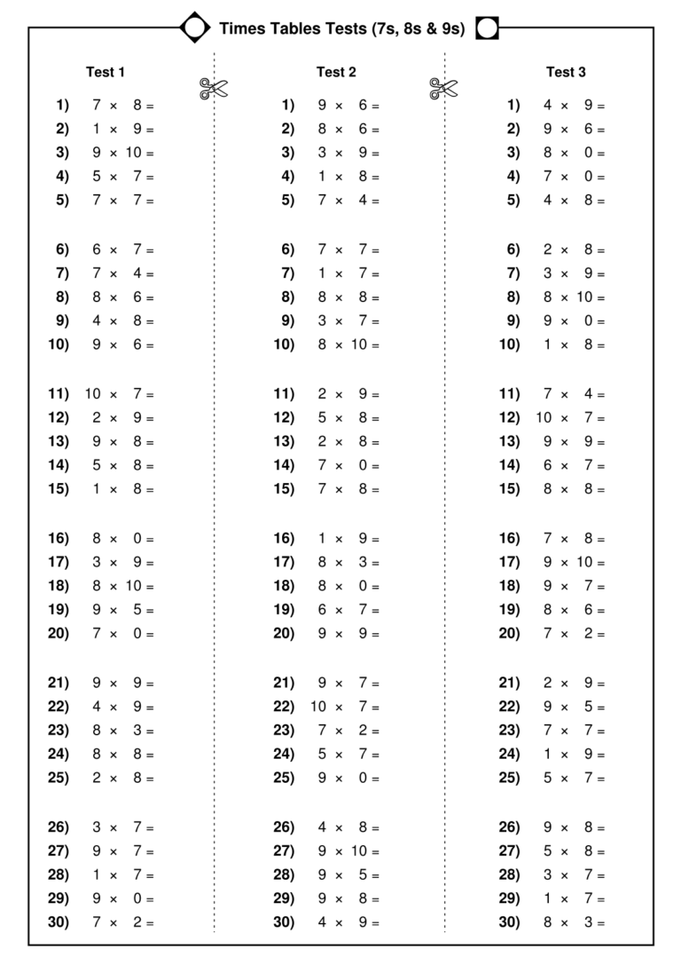 Sample Kumon Math Worksheets and Resume Adam Koehler Acdcopywriter ...