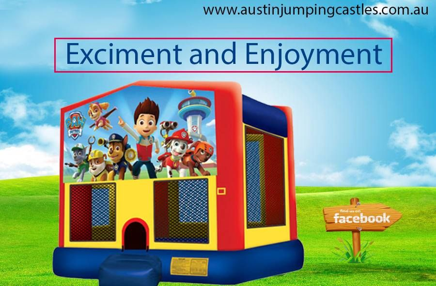 Pin on jumping castles