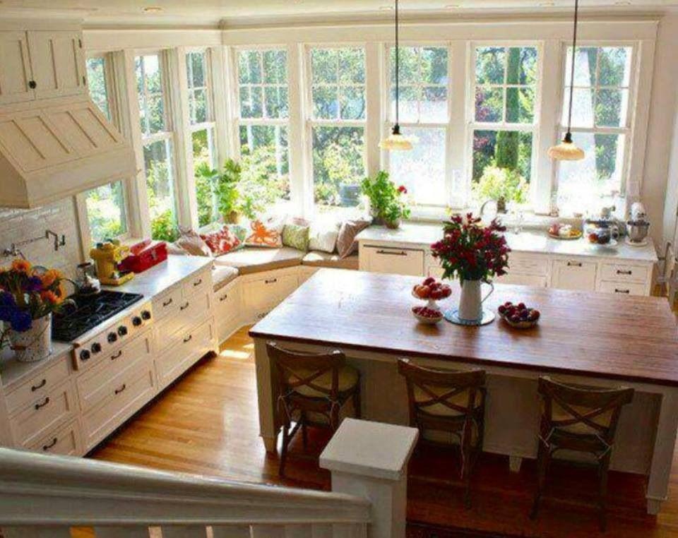 25 Kitchen Window Seat Ideas Kitchen Inspirations Window Seat Kitchen Traditional Kitchen Design