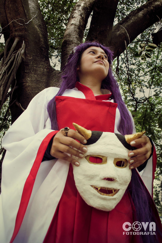 Ririchiyo Shirakiin - Zulima Gutierrez Ririchiyo Shirakiin Cosplay Photo - Cure WorldCosplay