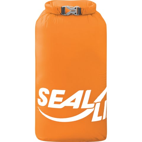 Seal Line Blockerlite 15l Dry Sack - Orange: Our lightest most efficient-packing dry sack the ultralight… #OutdoorGear #Camping #Hiking