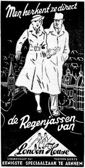 regenjas 1938