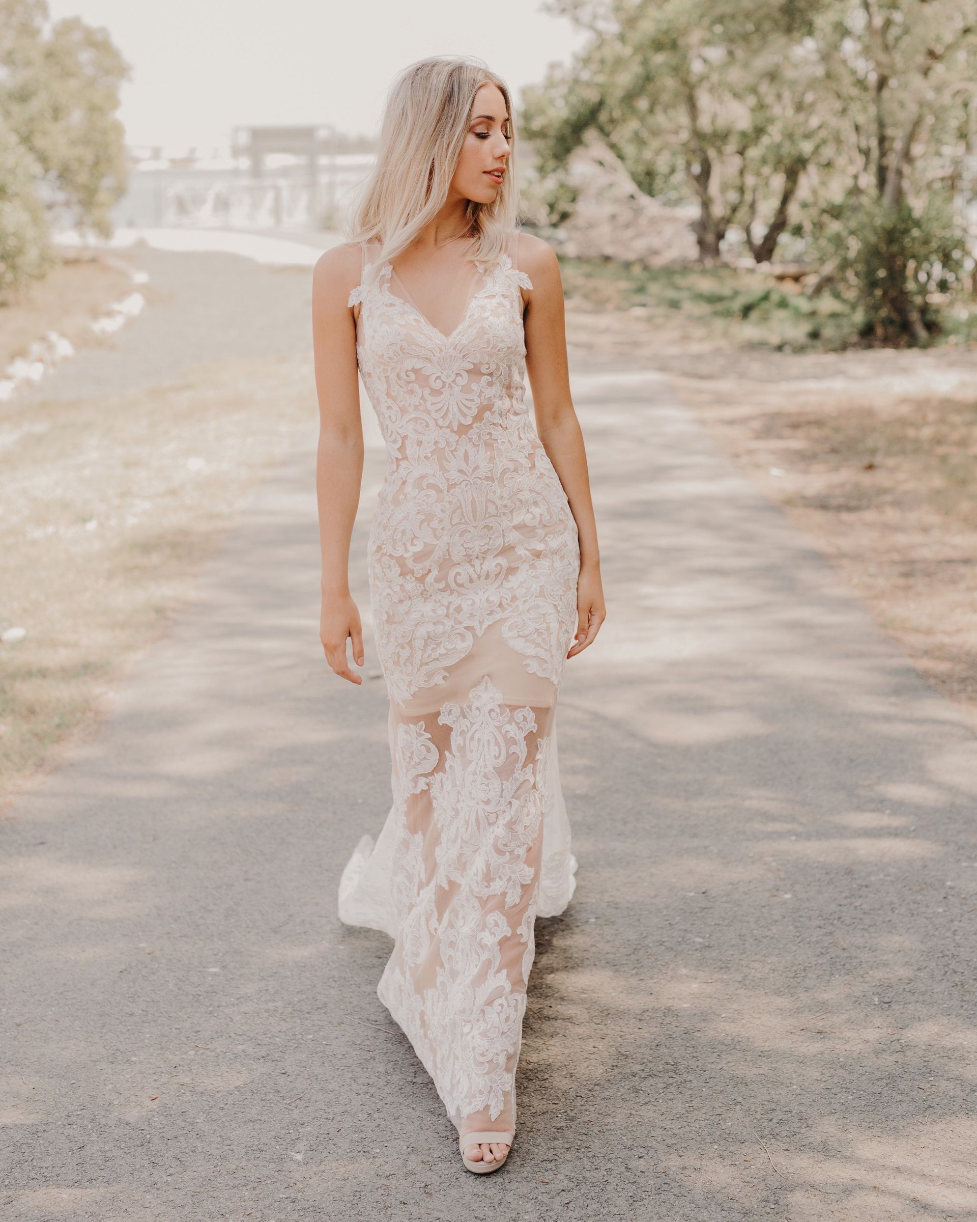 Romona keveza lace wedding dress october 2018 Tamia Bridal Gown Exclusive Luxe Collection  Wedding  Pinterest