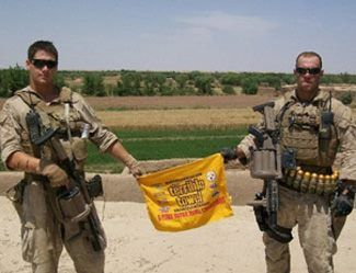 Happy Veterans day to ALL soldiers past & present, Steelers fans and NON-Steelers fans-thank y'all for what you do!!!