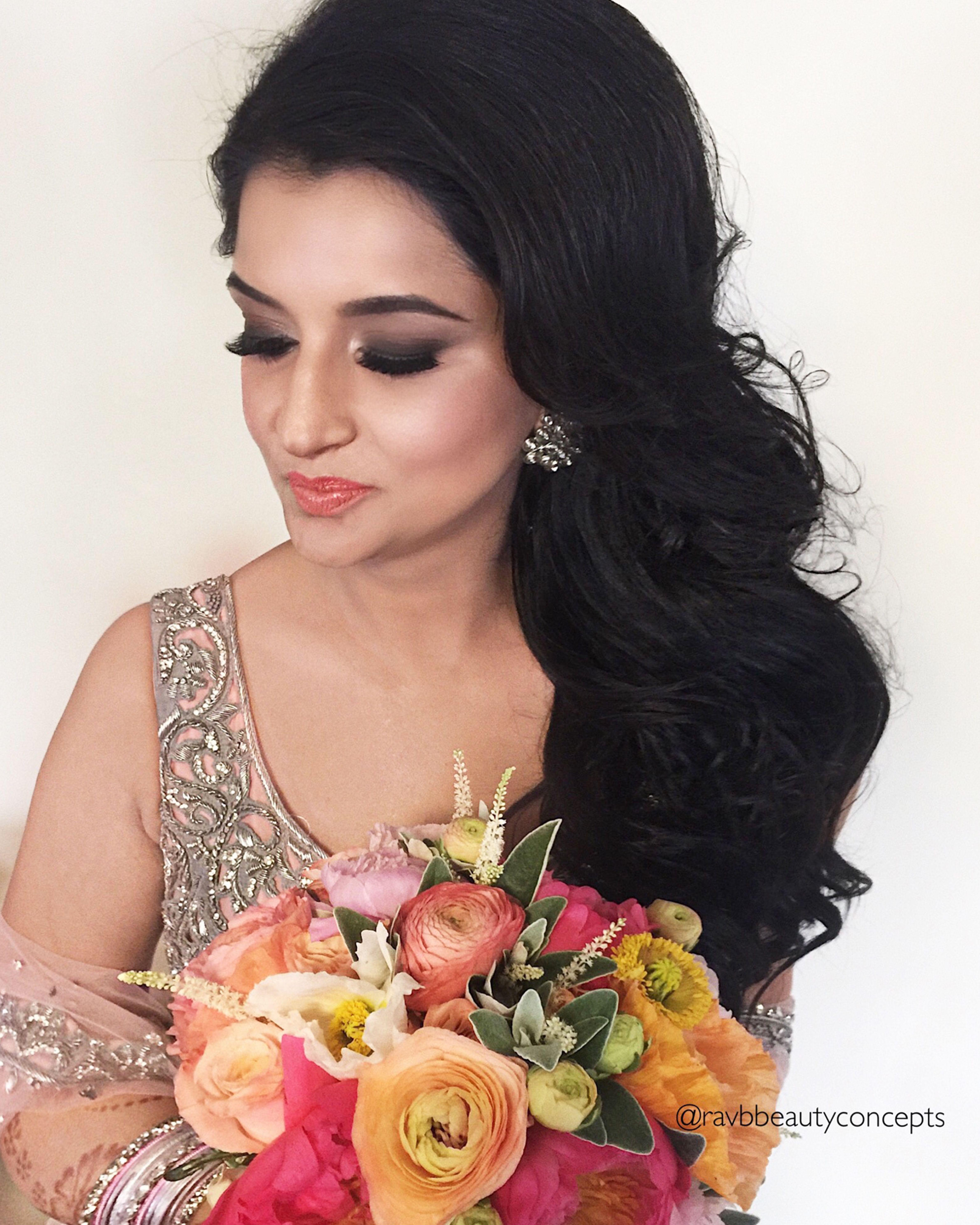 indian bridal makeup bridal makeup indian bridal hair bridal hair
