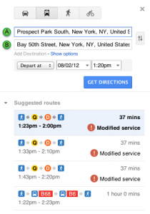Planned Nyc Subway Disruptions Now Part Of Google Maps Nyc Subway New York Subway Map